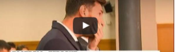 Espagne : Leo Messi condamné à 21 mois de prison pour fraude fiscale
