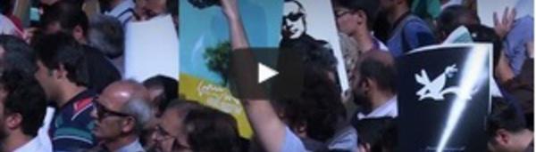 Des milliers d'Iraniens font leurs adieux au cinéaste Kiarostami