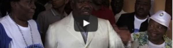 Gabon: Ali Bongo a déposé sa candidature pour la présidentielle