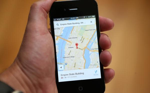 Google Maps : la navigation par étapes arrive enfin sous iOS