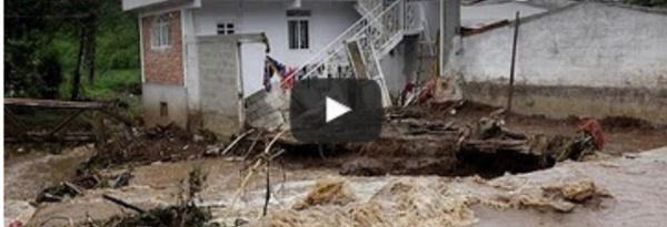 Glissements de terrain au Mexique : au moins 38 morts