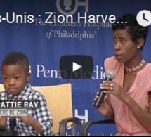 Etats-Unis : Zion Harvey, 8 ans, plus jeune greffé des deux mains