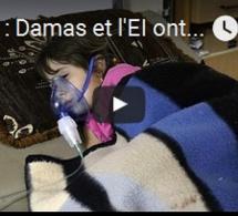 Syrie : Damas et l'EI ont utilisé des armes chimiques selon un rapport de l'ONU