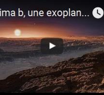 Proxima b, une exoplanète habitable près de la Terre ?