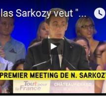 "Nicolas Sarkozy veut ""une loi d'interdiction"" du burkini"