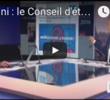 Un œil sur les médias :  Burkina, le Conseil d'état tranche et le débat politique continue