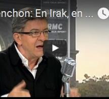 """Mélenchon: En Irak, en Syrie, """"c'est une guerre de gazoducs et d'oléoducs"""""""