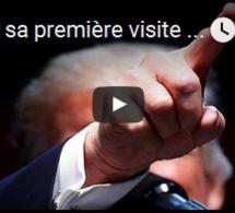 Pour sa première visite à un chef d'Etat, Trump rencontre le président... mexicain