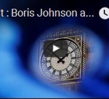 Brexit : Boris Johnson annonce que le divorce pourrait démarrer début 2017