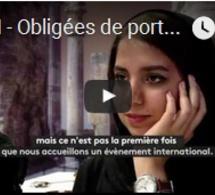 IRAN - Obligées de porter le voile, des joueuses d'échec défendent leur championnat du monde