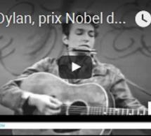 Bob Dylan, prix Nobel de littérature !