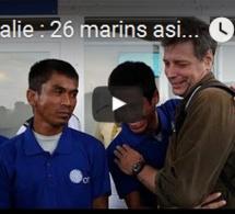 Somalie : 26 marins asiatiques libérés après 4 ans