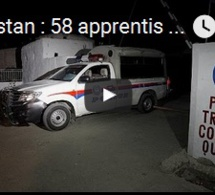 Pakistan : 58 apprentis policiers abattus