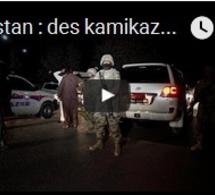Pakistan : des kamikazes attaquent une école de police, 60 morts