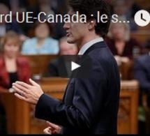 Accord UE-Canada : le sommet de jeudi annulé