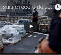 USA : saisie record de cocaïne en 2016