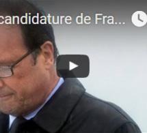 Non-candidature de François Hollande : un suspense qui a duré plusieurs mois