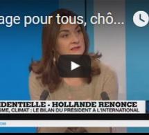 Mariage pour tous, chômage, terrorisme : le bilan de François Hollande