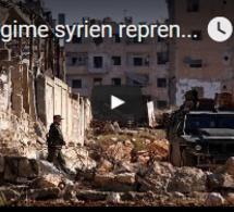Le régime syrien reprend le contrôle de 60 % du bastion rebelle d'Alep