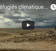 Les réfugiés climatiques du lac Poopo