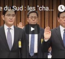 """Corée du Sud : les """"chaebols"""" sous le feu des questions"""