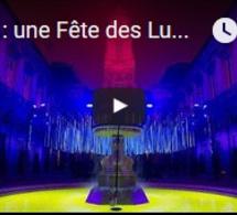 Lyon : une Fête des Lumières a minima, mais une fête quand-même