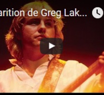 Disparition de Greg Lake, influent chanteur de rock britannique