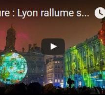 "Lyon rallume sa ""Fête des Lumières"""