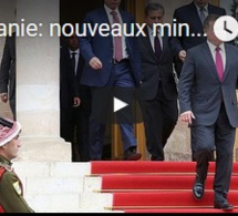 Jordanie: nouveaux ministres de l'Intérieur et des Affaires étrangères