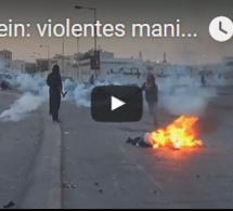Bahrein: violentes manifestation suite à l'éxecution de trois chiites