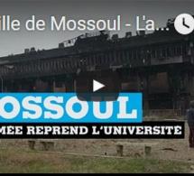 Bataille de Mossoul - L'armée reprend l'Université aux mains de l'État islamique