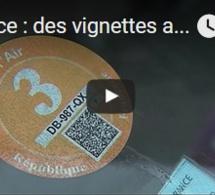 France : des vignettes anti-pollution pour entrer dans Paris