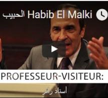Biographie et parcours académique de M. Habib El Malki