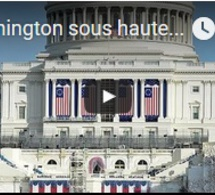 Washington sous haute sécurité à 24h de l'investiture de Donald Trump