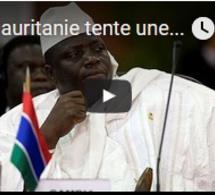 La Mauritanie tente une dernière médiation en Gambie