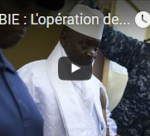 GAMBIE : L'opération de la Cédéao suspendue, nouvel ultimatum à Yahya Jammeh