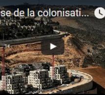 Reprise de la colonisation à Jérusalem-Est