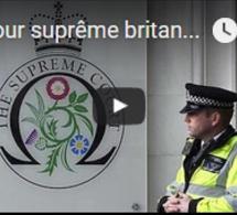 La cour suprême britannique exige que le Parlement soit consulté sur le Brexit