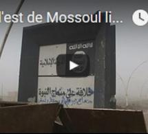 Tout l'est de Mossoul libéré