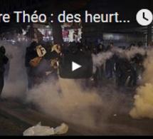 Affaire Théo : des heurts dans le nord de Paris
