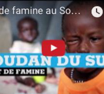 Etat de famine au Soudan du sud
