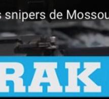 Irak : les snipers de Mossoul