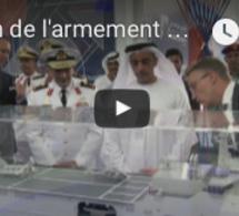 Salon de l'armement à Abu Dhabi : les dépenses militaires n'ont jamais été aussi élevées