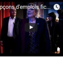 ASoupçons d'emplois fictifs : Marine Le Pen refuse de se rendre à une convocation de la police