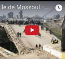 Bataille de Mossoul : les forces irakiennes s'emparent d'un pont stratégique sur le Tigre