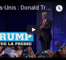 Etats-Unis : Donald Trump boude la presse