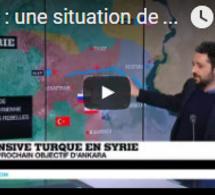 Syrie : une situation de plus en plus complexe à l'est d'Alep