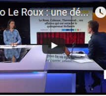 Bruno Le Roux : une démission expresse