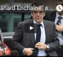 "Le ""Canard Enchaîné"" accuse Fillon d'avoir fait jouer ses relations avec Poutine"