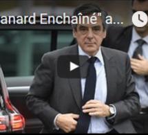"""Le """"Canard Enchaîné"""" accuse Fillon d'avoir fait jouer ses relations avec Poutine"""